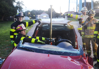 EAFD Extrication Drill