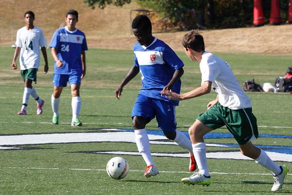 Boys' Varsity Soccer | September 27