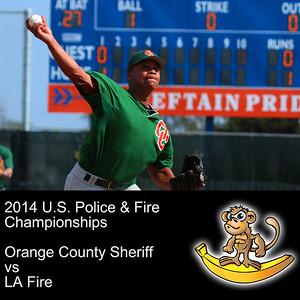Orange County Sheriff vs LA Fire