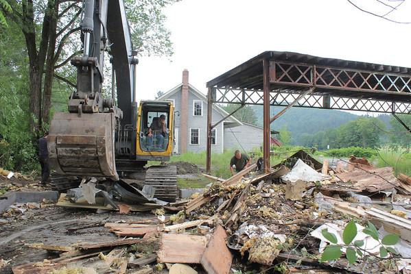 Alsup Property, Jungle, East End Buildings Down
