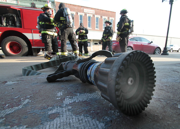 2019  Smoke and Rescue Training
