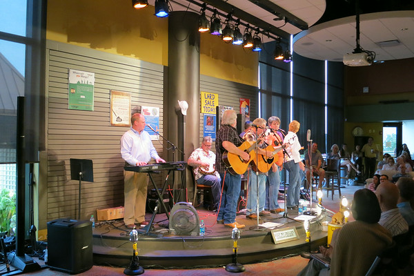 Lard Bucket Bluegrass @ the Plaza-August 07, 2014