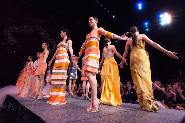 Tutu Chic Fashion Show - 29 Nov 2012 - Winspear Opera House