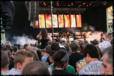 In Flames +  Engel - Gröna Lund 29/5 2008