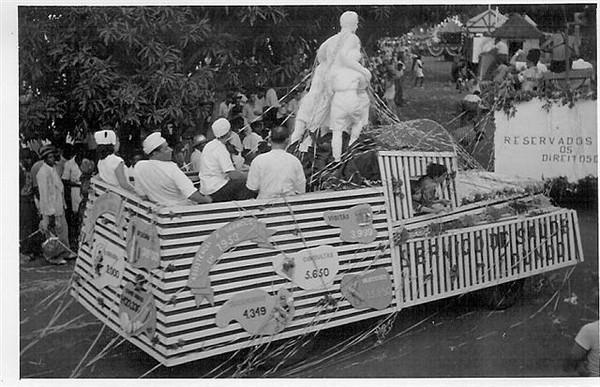 Carnaval no Dundo - 1953