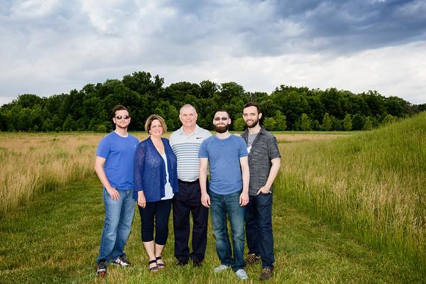 Hughes - Family