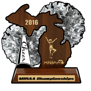 2016 0305 MHSAA Competitive Cheer Finals