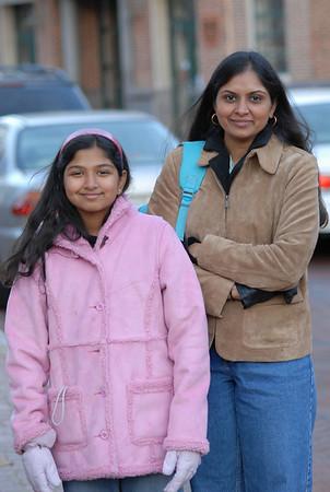 Mohan BWI Trip Nov 2007