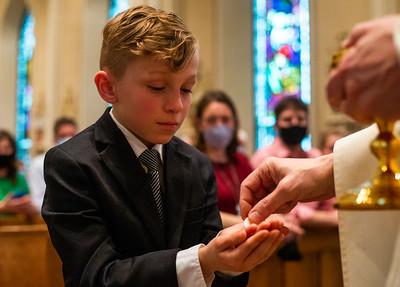 SJA First Communion 2021
