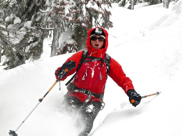 Heli Ski Touring Adamants 2014