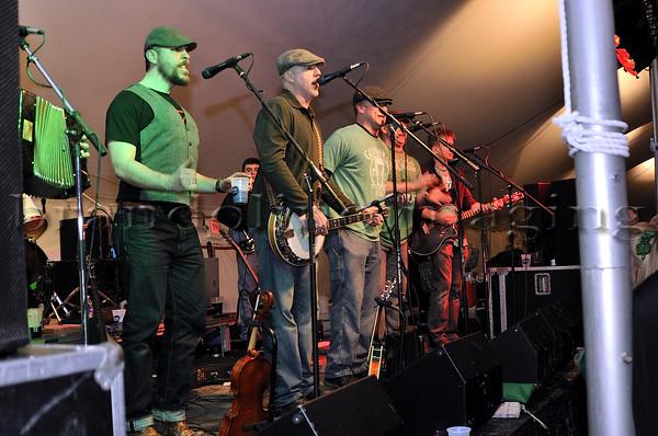Larkin and Moran Brothers at Manhattan Irish Fest XXI