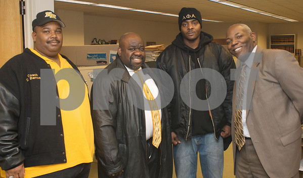 NEW HAVEN STEELERS ALDERMANIC RECOGNITION
