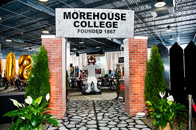 Herman C Gore - Morehouse Bound Celebration @ Johan Newcombe Event Center 6-9-18 by Jon Strayhorn