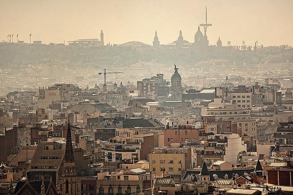 Barcelona November 2017
