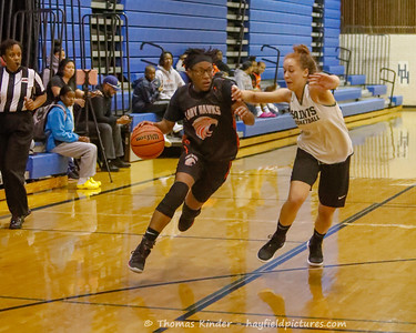 Girls Varsity Basketball Scrimmage 11/23/19