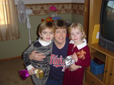 2004-01-21, Anniversary party 1-04