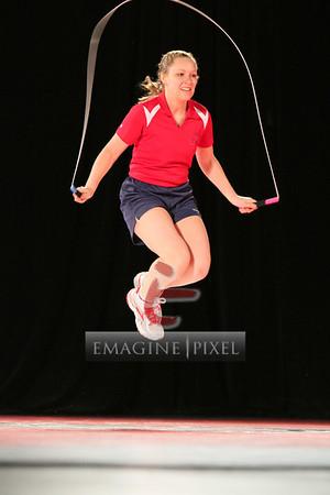 06/24 Sunday Female Single Rope Freestyle Heat 1-3