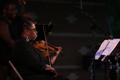 Fiery String Sistas @ Bushnell Park 08-09-21