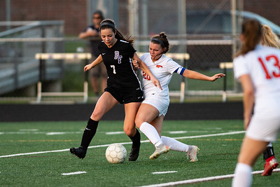 2019.05.06 Girls Soccer: Briar Woods @ Potomac Falls