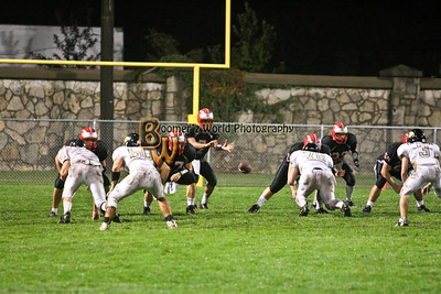 Horlick and Franklin 28-21  9-12-08