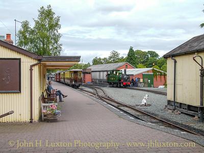 Welshpool & Llanfair Light Railway: 2009 - 2010