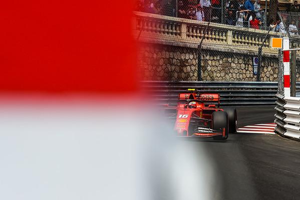2019, F1, Round 6, Monaco GP, Monte Carlo