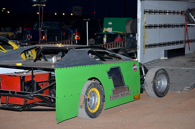 Southern NM Speedway - October, 2011