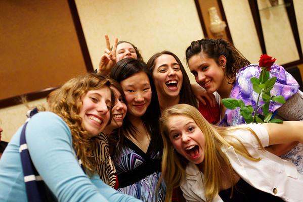 2009.02.26 - Girls' Gymnastics - Banquet
