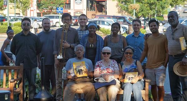 South Orange Farmers Market Jazz-Jam