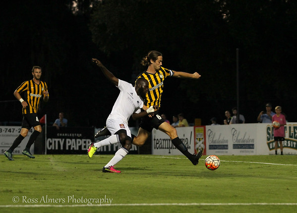 Charleston Battery vs Harrisburg City Islanders June 18 2016