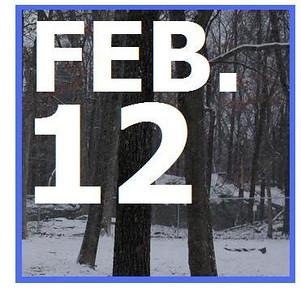 12 FEBRUARY