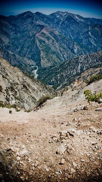 Mt. Baden-Powell,  CA