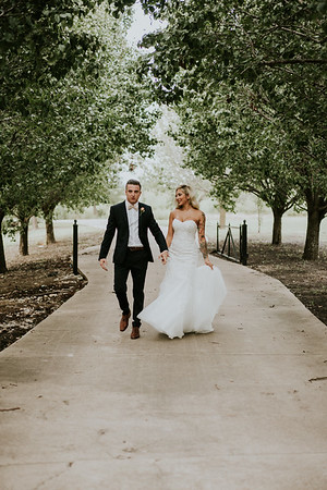 Allison & Kade Wedding Day