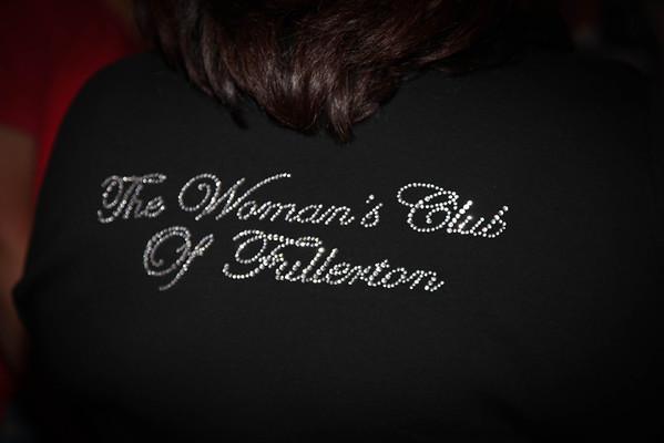 Woman's Club of Fullerton May Meeting & Birthday Celebration