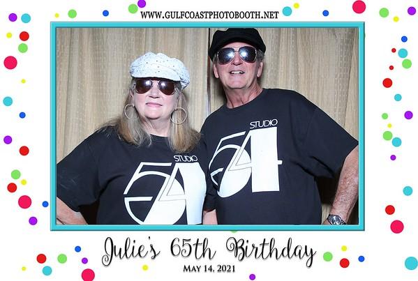 Julie's 65th Birthday