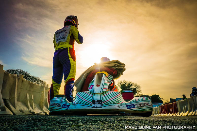 Leinster Karting Club - 2019/20 Winter Championship - Round 1 - Alyx Coby