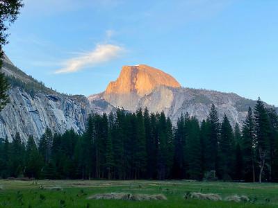 Yosemite April 2021