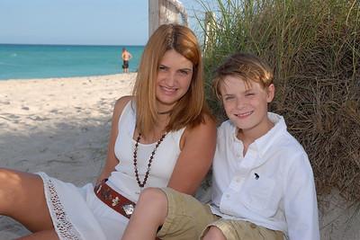 Carla R family