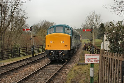 Bluebell Railway Diesel Gala - March 2018