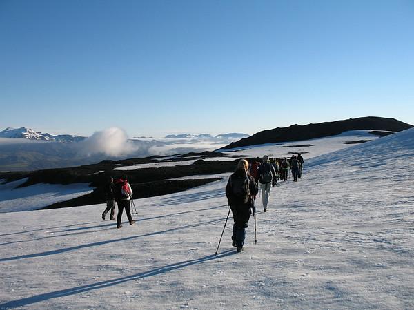 Fimmvörðuháls 23/24.06.2006