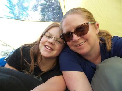 Camping @ Buffalo Peaks - Sep 2015