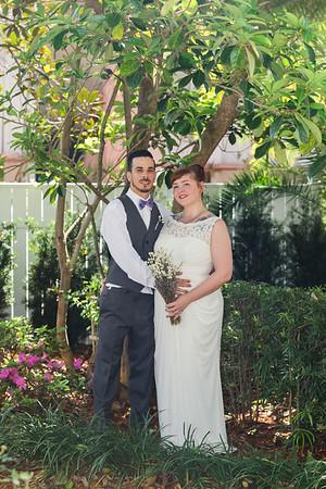 Catherine & Angel's Wedding