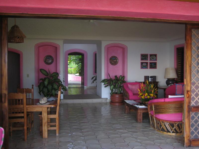 2007-11-30-0001-Las Alamandas in Jalisco, Mexico with Hahns-Our Place, Casa Del Domo.JPG