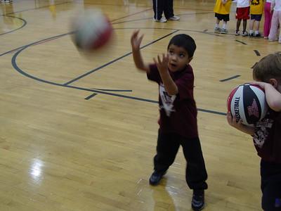 01-2005 Sagar YMCA Basketball