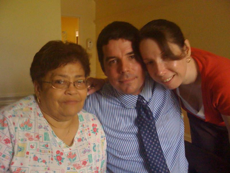 2009 07 06 - Mom, Jon and Michele