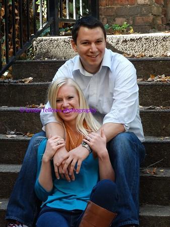 Engagement shoot ~ Mike & Ashley
