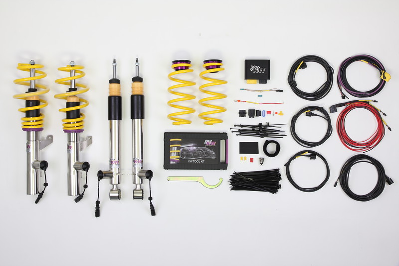 KW Dynamic Dampening Control Coilovers