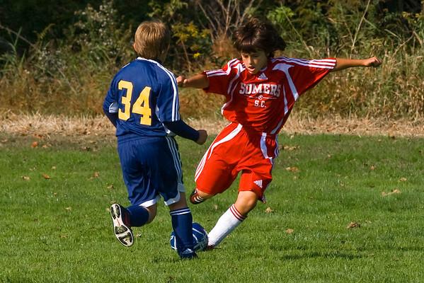10-05-2008 Somers vs Simsbury