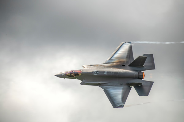 F-35A Lightning II Demo Team