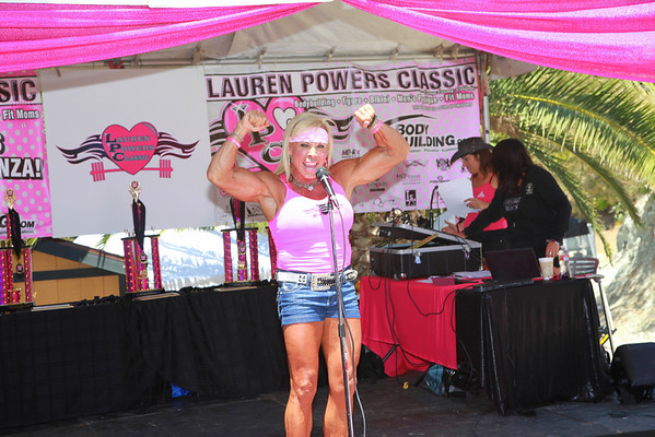 1st Annual Lauren Powers Classic